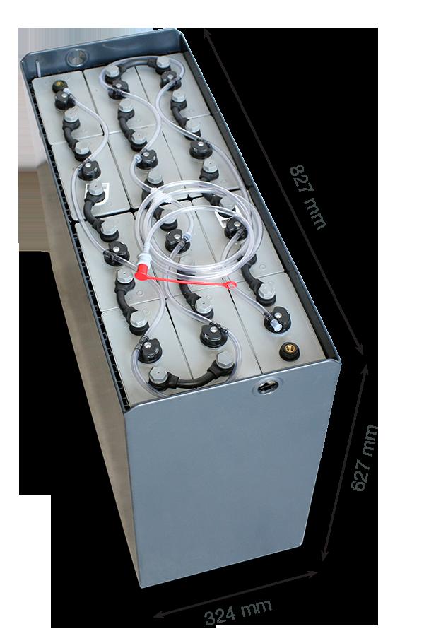 Тяговый аккумулятор TAB  24V 500Ah