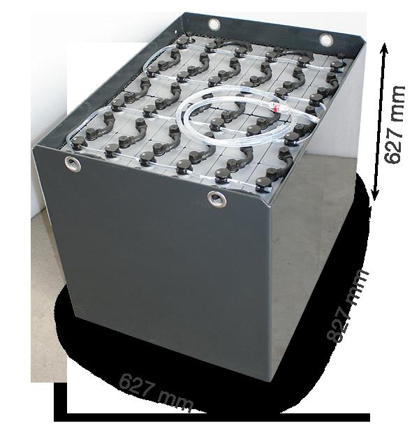 Аккумулятор SSK 48V 500Ah