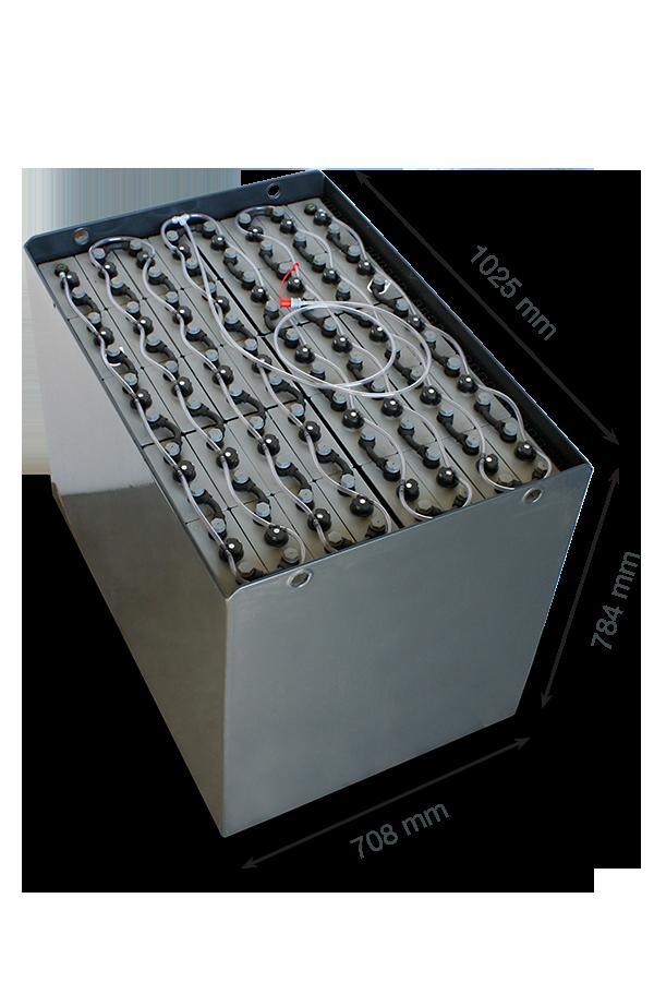 АКБ SSK 80V 620Ah